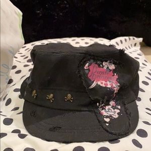 Rugged Pirate Princess Hat